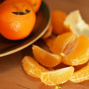 Coma tangerina. Faz bem para o coração e ainda evita a obesidade