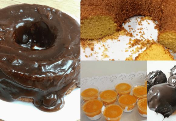 Doces sem açúcar, estes você pode comer!