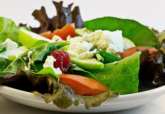 Aumente a saciedade. Consuma alimentos com fibras!